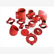 宝汇沟槽管件厂专业生产消防管件供应商,消防管件经营商