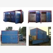 供应鑫龙托盘烘干机、鑫龙GFN出口包装木托盘箱熏蒸,木包装箱烘干机