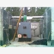 供应鑫龙出口木质包装箱托盘热处理烘干设备
