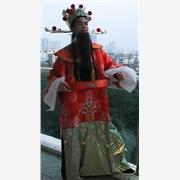 广州请问哪里有财神爷服装租赁