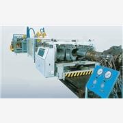 波纹管生产线,管材生产线,成型机及机头精度高,互换性能强