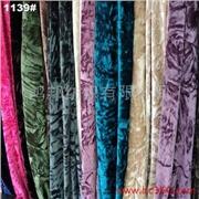 供应金丝绒布料 软包布 绒布 展台布料 装饰布料