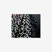 供应植绒皮革 软包装饰布料革 仿皮革