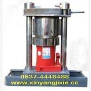 供应中小型液压芝麻榨油机 液压香油机