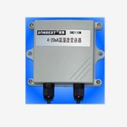 供应4-20MA  PT100温度变送器