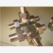 供应舵机用不锈钢锥密封焊接式管接头