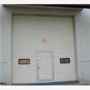 工业提升保温门,安装优质欧文工业保温提升门