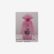供应化妆品促销纱袋,节日礼品赠品饰品包装礼品袋Cantonfair bag