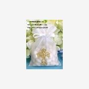 供应广交会 礼品纱袋,玻璃纱袋,珍珠纱袋,礼品工艺品