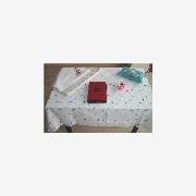 青岛凯邦 爱之湾桌布,床单,被罩,靠垫家 竹纤维产品