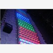 供应:防水铝压条全彩led洗墙灯-512led洗墙灯