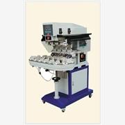 广东佛山厂家直销移印机,四色转盘移印机,优质多功能移印机,高效率快速移印机