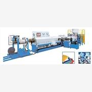 EPE发泡板材生产线,青岛鑫泉塑机有限公司