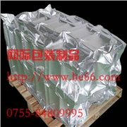 供应网际厂家大量供应纯铝立体袋,防潮防静电铝箔袋