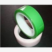 供应PET透明高温胶带 透明PET单面胶带 PET绿色高温胶带