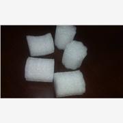 供应优尚圆柱形包装epe填充料 珍珠棉填充料
