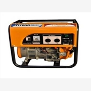 供应1KW静音汽油发电机|带照明汽油发电机