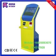 供应锐新RXZG-200002立式触摸查询一体机(带打印机)