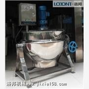 供应四川100L不锈钢夹层锅|成都可倾式夹层锅|重庆燃气夹层锅