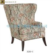 供应广东产民用软体沙发,豪华时尚单人椅沙发,美式休闲软体时尚沙发,