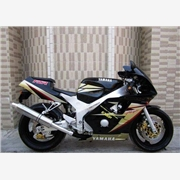 供应新款摩托车雅马哈FZR400(水晶灯)摩托车 价格:4600元