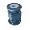 供应进口耐酸碱衬氟止回阀工作原理/性能/应用/价格