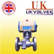 供应英国UK进口气动球阀