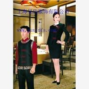 供应上海定制普陀酒店服装定做酒店工作服上海普陀工作服订做