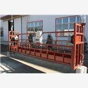 寻求租赁广州吊篮制造厂630电动吊篮 高空吊篮租赁