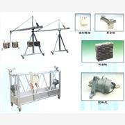 提供服务广州吊篮制造厂建筑外墙广东电动吊船租赁