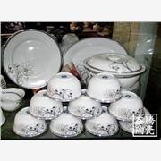 供应日用餐具,碗,骨瓷餐具