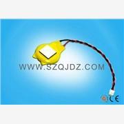 供应锂电池焊脚卧式CR2477 扣式电池 CR2430焊脚加工