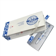 广州青花瓷笔|广州红瓷笔|佛山礼品笔|礼品签字笔