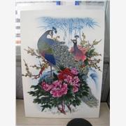 供应可替代传统丝印的花瓶喷绘机