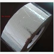 供应打孔胶带 拼缝纸胶带 湿水白色纸胶带