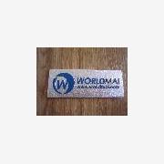 供应信息供应铝板喷砂标牌