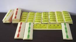 供应电子、电器标签,专业提供标签设计、印刷服务