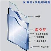 供应真空隔音玻璃  顶级隔音隔热效果