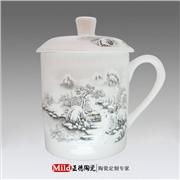 供应东方雅瓷zhd855杯子茶杯厂家