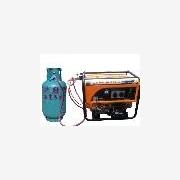 供应小型汽油发电机/5KW燃气发电机/多燃料发电机