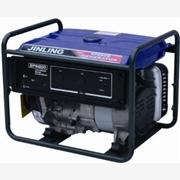 进口亚麻可款汽油发电机|5kw家里用的汽油发电机