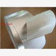 供应阻燃铝箔玻纤布 玻纤布铝箔胶带