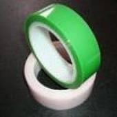 供应PET绿色硅胶高温胶带(出厂价格)