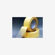 供应信息黄色网格双向纤维双面胶带(出厂价格)