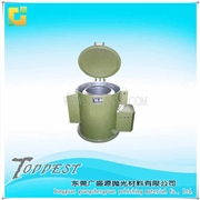 供应TOPPEST牌30A节能型热风离心干燥机,铅锡合金干燥机