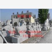 供应恒锐石雕0031十二生肖动物石雕