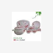 供应骨质瓷餐具 釉中陶瓷餐具