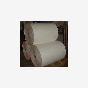 供应胶粘制品用白色离型纸