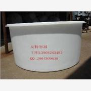 供应1吨PE圆桶,圆形带盖塑料桶,酸洗圆桶