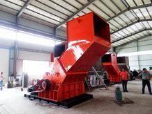 供应高产量高效率的铂思特小型双轴粉碎机钢屑粉碎机生活垃圾粉碎机编织袋粉碎机